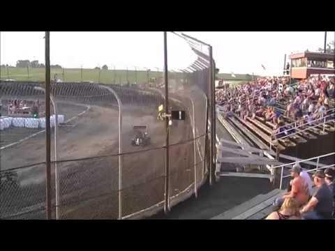 Macon Speedway full show 06-11-16