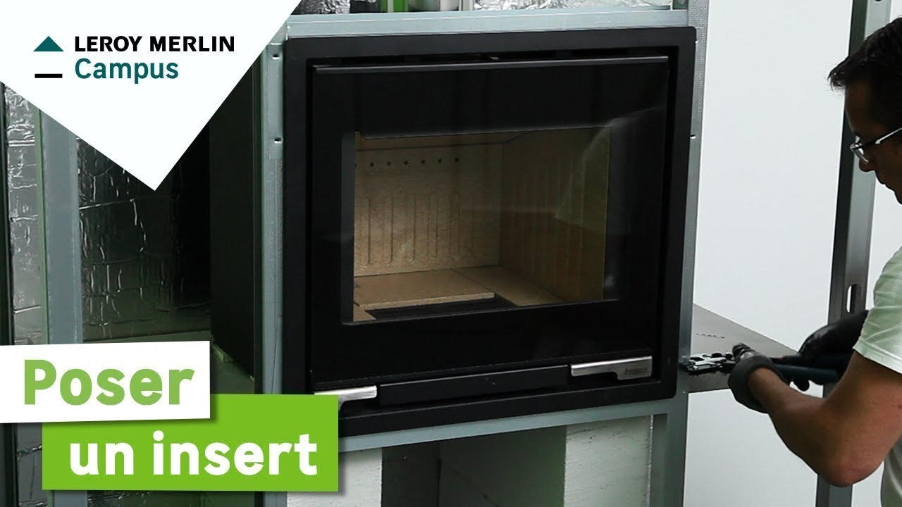 Comment poser un insert leroy merlin youtube - Mur en pierre interieur leroy merlin ...