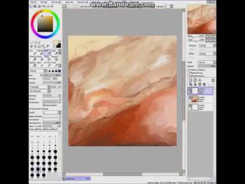 Digitally Painting a Landscape