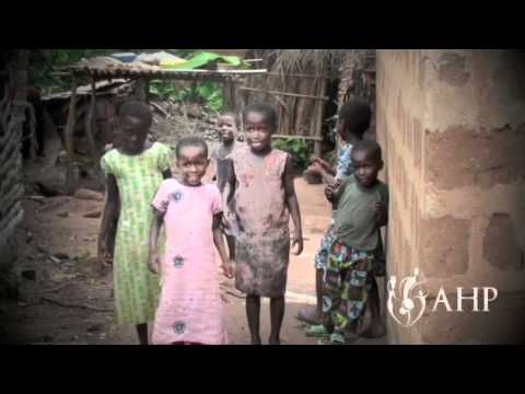 Kids in Africa - Children Blessed by Africa Heartwood Project
