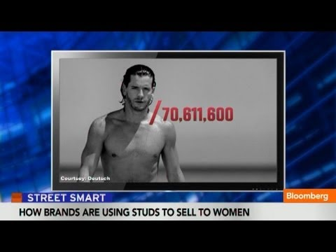 Shirtless, Hunky Ads Target Women: Male Model Explains Why