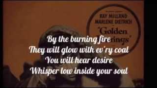 PEGGY LEE - GOLDEN EARRINGS