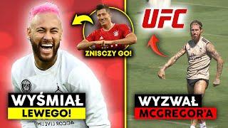 NEYMAR WYŚMIAŁ NOMINACJĘ DO FIFA THE BEST! SERGIO RAMOS WYZWAŁ MCGREGORA'A DO WALKI!