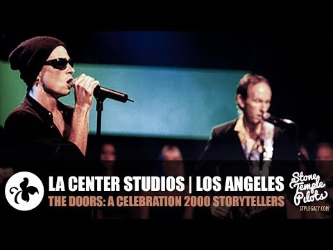 DZL - Throwback: That time Scott Weiland sang with the Doors on VH1 Storytellers