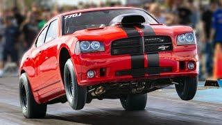 Charger Wheelies, AWD Honda's, Wrecks & MORE!