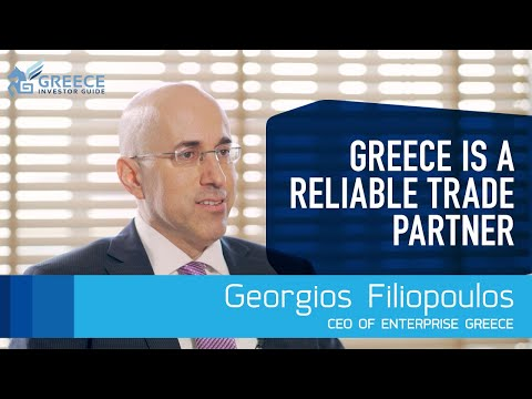 Georgios Filiopoulos, CEO of Enterprise Greece - Greece Investor Guide (1)