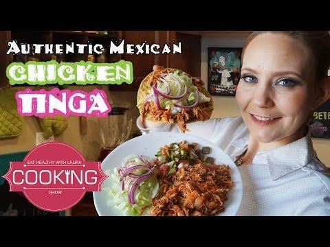 How to make chicken Tinga-Mexican Food