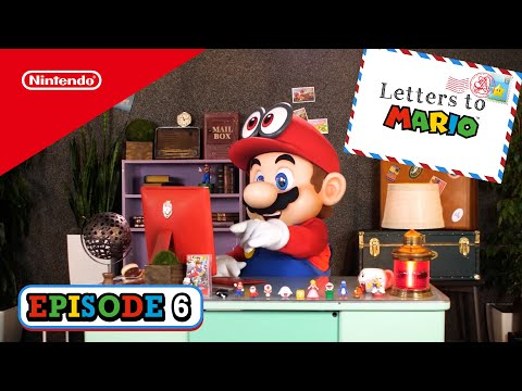 Send Your Letters to Mario Episode 6!