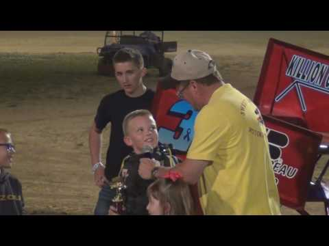 Sweet Springs Raceway Mini Sprints A mains
