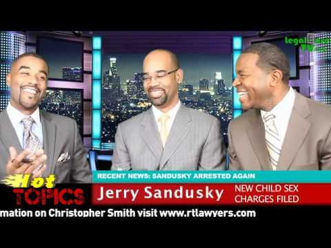 Los Angeles Criminal defense Attorneys | Hot Topics Jerry Sa