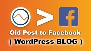 How To Create A Facebook Application For Revive Old Post