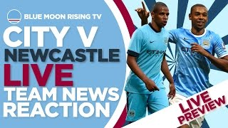 Video Gol Pertandingan Manchester City vs Newcastle United