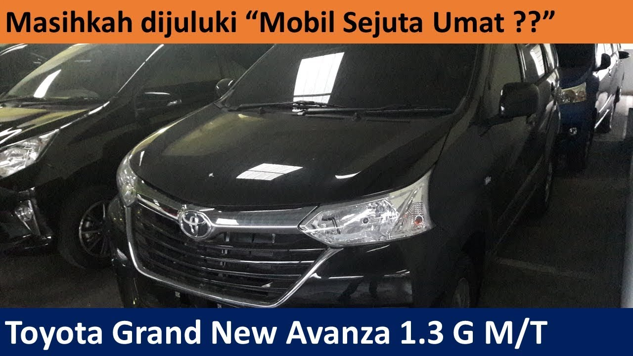 Grand New Avanza Youtube Boros Toyota 1 3 G M T Review Indonesia