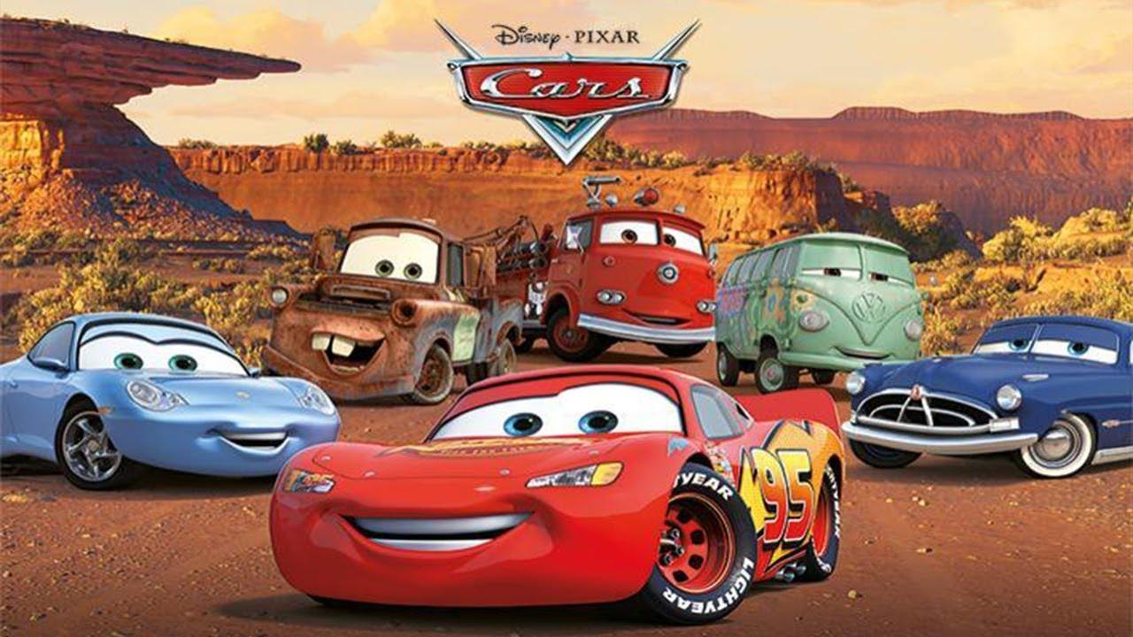Lightning Mcqueen Characters >> Disney Pixar Cars Lightning Mcqueen Vs All Characters Racing Gameplay Part 1