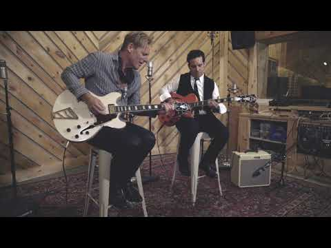 Amazing Blues Jam With Tony Bruno & Chris Scianni | D'Angelico Guitars
