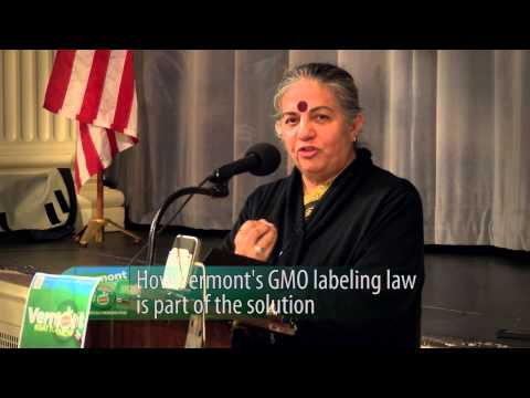 Vandana Shiva: Food System Transformation and Reversing the Climate Crisis