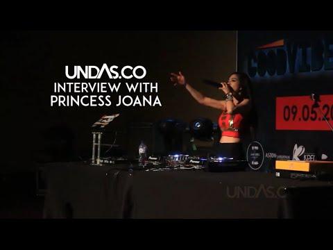 Undas.co Interview with DJ Princess Joana - YouTube