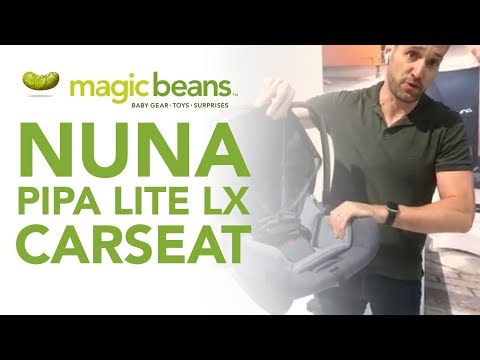 Nuna Pipa Lite LX Infant Car Seat 2018 | Reviews, Ratings, Prices