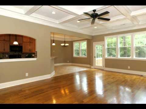 Coffered Ceilings Custom Home Ideas Youtube