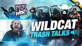 6 YOUTUBERS TROLL EVERY CALL OF DUTY LOBBY! WILDCAT TRASH TALKS EVERYONE! (Modern Warfare)