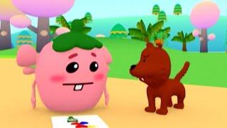 Развивающий мультфильм - Руби и Йо-Йо - Подарок от щенка
