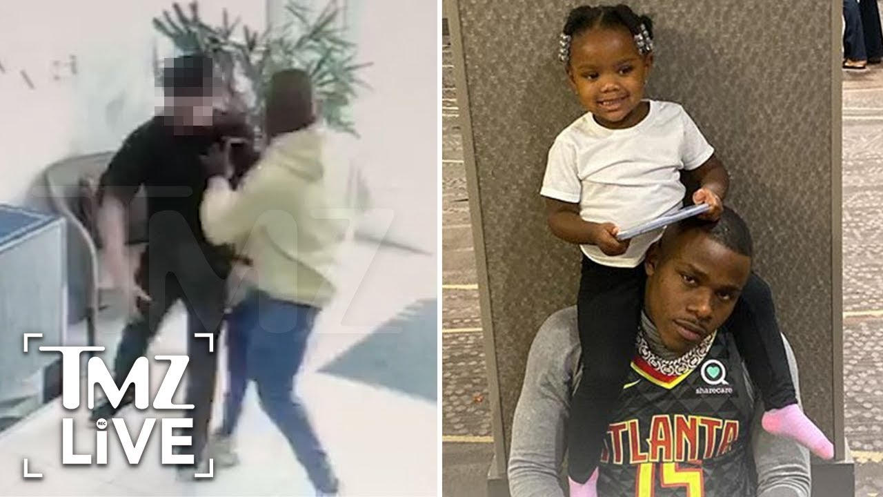 """Download DaBaby """"Pushes"""" Hotel Worker for """"Daughter's Safety"""" 