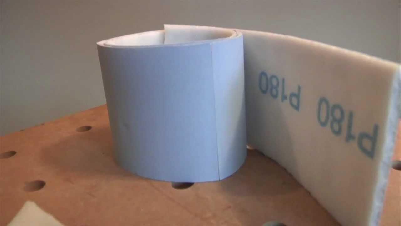 Festool Granat Sanding Paper Roll Preview On Dave Reinhold TV Cool ...