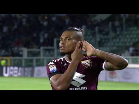 Il gol di Martinez - Torino - Bologna - 5-1 - Giornata 2 - Serie A TIM 2016/17