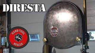 DiResta Bandsaw Resto w Hand Tool Rescue