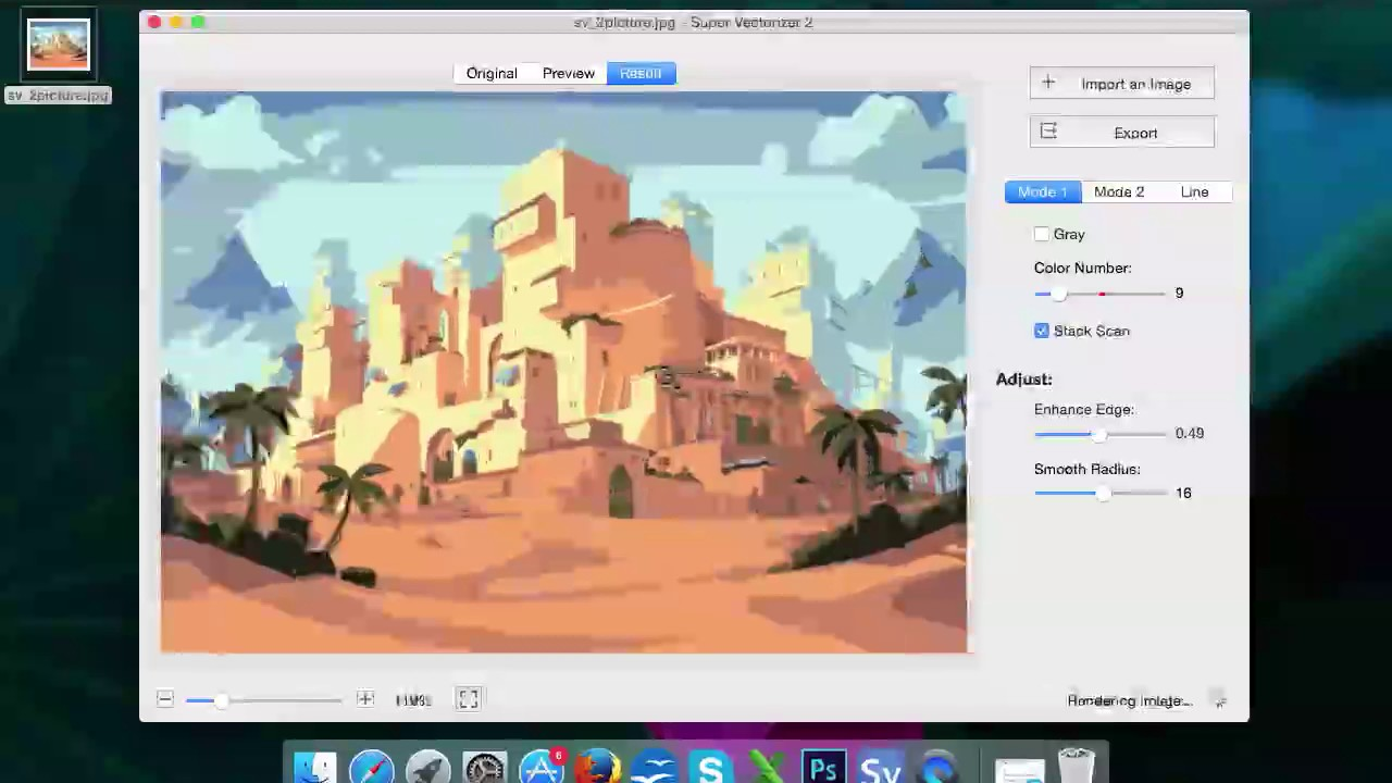Tutorials: How To Use Super Vectorizer 2 For Mac