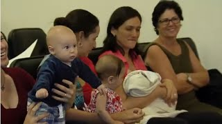 Lei garante quarto separado em maternidade para mães de natimortos