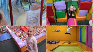 Развлечения в детском городе Dream Land