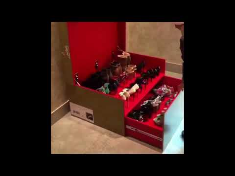 Louboutin Shoes Unboxing