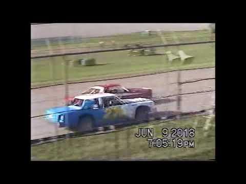 Southwest Speedway Hobby Stocks 6-9-18