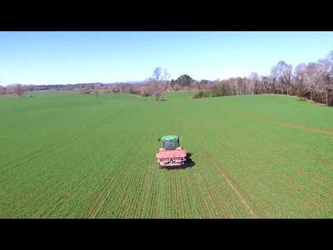Fertilización 2017 // John Deere/ Rauch/ Drone
