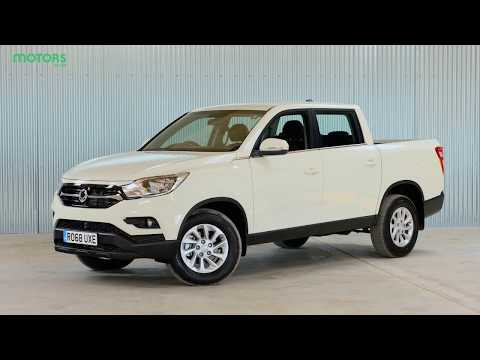 Motors.co.uk - Ssangyong Musso Review