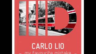 Carlo Lio - My Favorite Mistake (Original Mix) 112 kbps