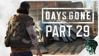 Days Gone Gameplay Walkthrough Part 29 - Andquottrack Red Rileyandquot Letand39s Play