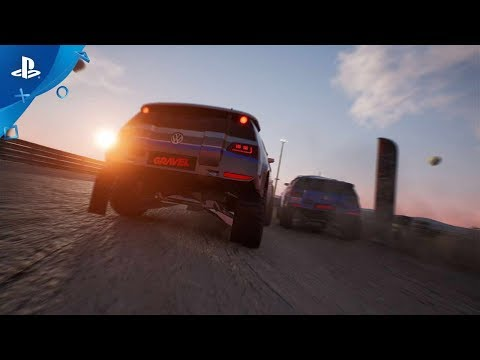 Gravel - Gamescom Trailer - PS4