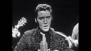 First Stage Show Appearance January 28, 1956 - Elvis Performing Shake Rattle & Roll