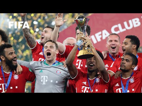 Bayern Munich v Tigres UANL | FIFA Club World Cup Qatar 2020 Final | Match Highlights