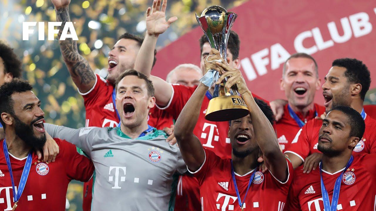 Bayern Munich v Tigres UANL   FIFA Club World Cup Qatar 2020 Final   Match Highlights