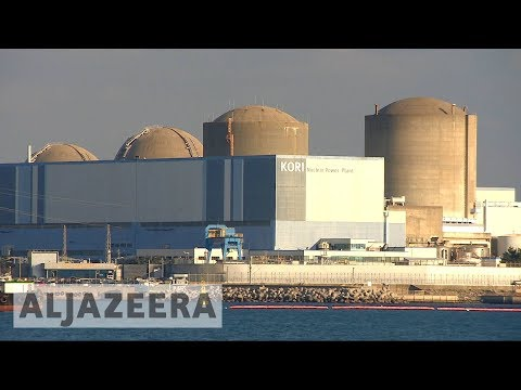 South Korea:  Concerns raised over safety of nuclear plants