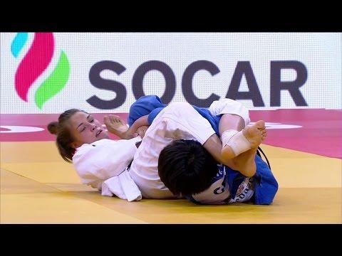 female judo newaza