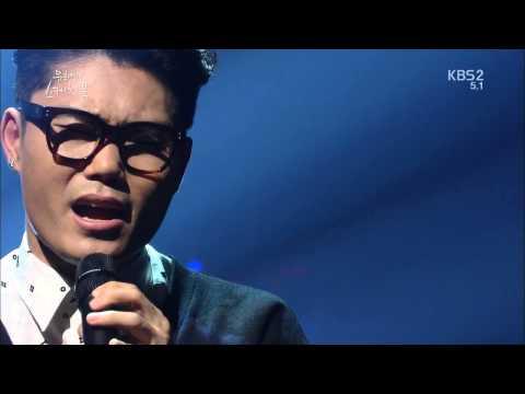 [HIT] 유희열의 스케치북-김범수(Kim Bumsoo) - 너의 집 앞에서.20141128