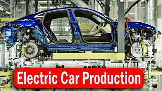 How its made - Electric Cars VW ID3 ID4, Audi e-tron GT, Volvo XC40 Recharge, BMW iX3,Porsche Taycan