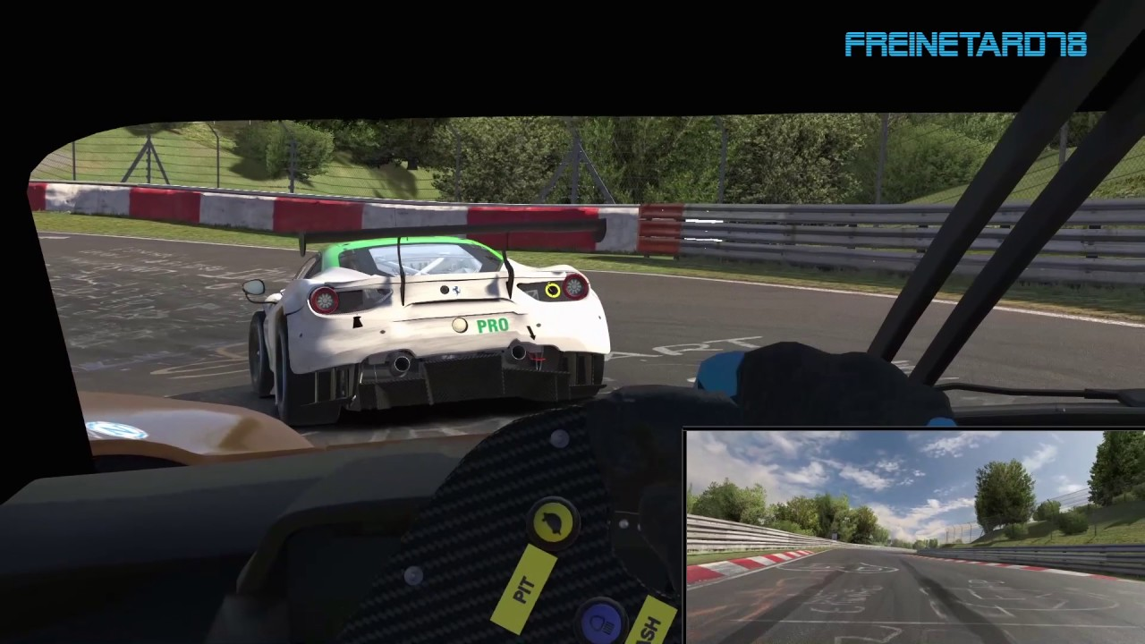 Iracing Nurburgring Nordschleife Ford Gt