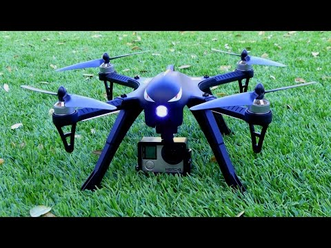 Drone Review - Best Cheap Quadcopter To Carry GoPro