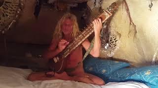 Naked Caveman YOGI