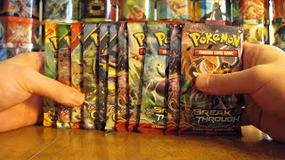11 Pokemon Booster Pack Opening